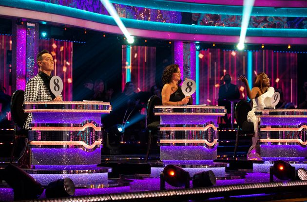 The Strictly Come Dancing