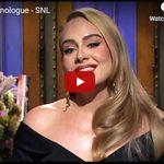 Υπέροχη Αντέλ στο Saturday Night Live: Τραγούδησε και σχολίασε με χιούμορ την νέα της