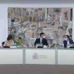 El Consejo de Ministros, reunido para valorar la aplicación del estado de