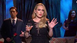 Single Adele Breaks Into Song As Worst 'Bachelor' Contestant Ever In 'SNL'