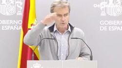 Críticas a Martínez-Almeida por usar este vídeo de Fernando Simón para cargar contra