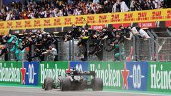 Lewis Hamilton bat le record de victoires en Grand Prix de Michael