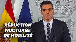 En Espagne, Pedro Sanchez instaure un couvre-feu qui n'en a pas le