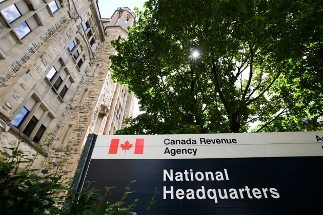 The Canada Revenue Agency (CRA) headquarters Connaught Building is pictured in Ottawa on Aug. 17,
