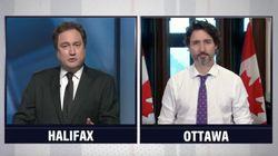 Trudeau Ducks Trump Questions During '22 Minutes'