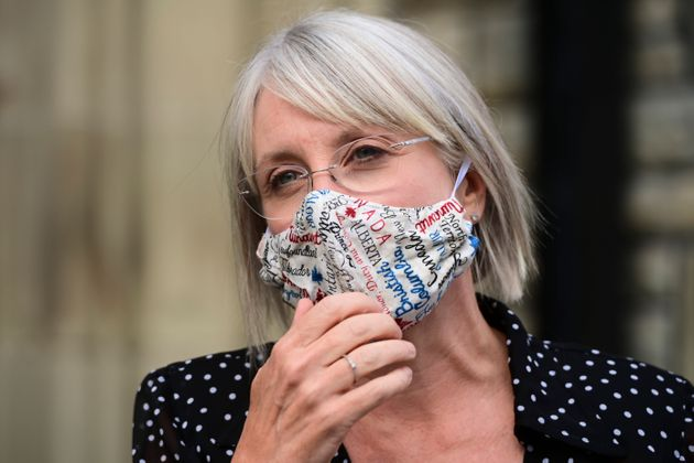 Health Minister Patty Hajdu Defends Taking Off Mask At Toronto