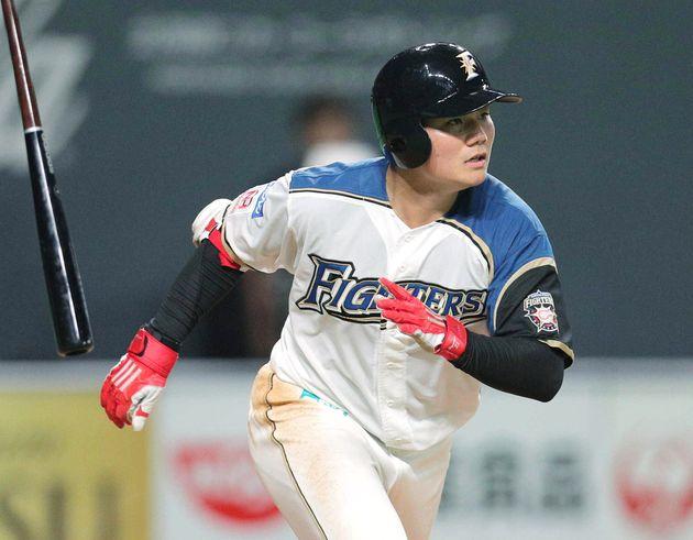 日本ハムの清宮幸太郎選手