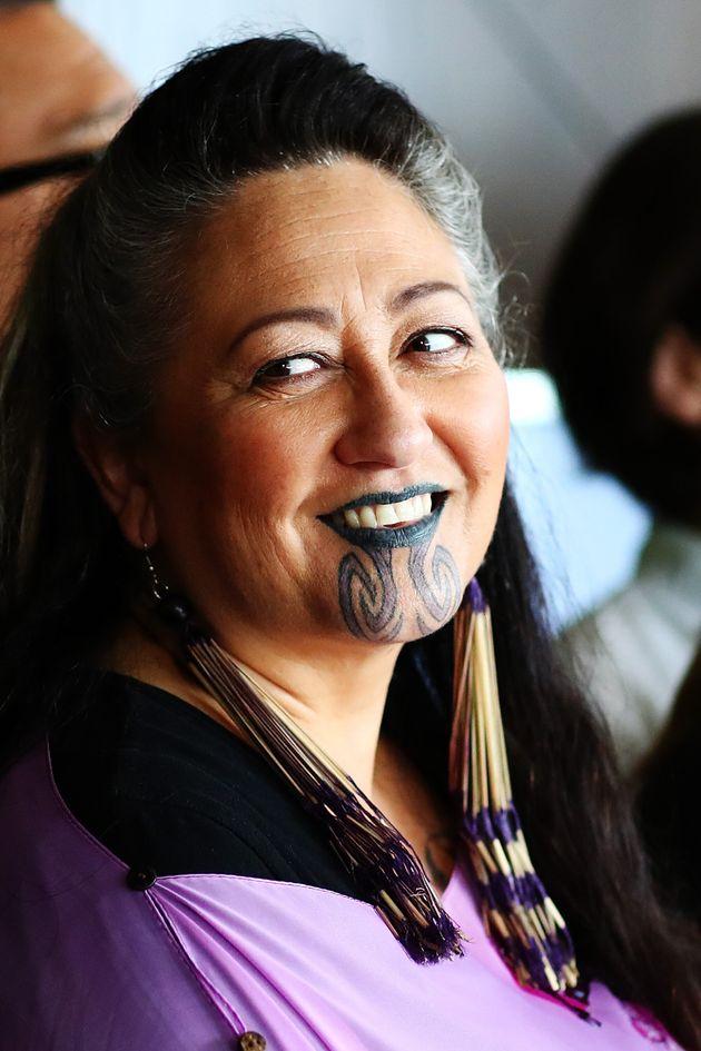 国会議員に選ばれた緑の党のエリザベス・ケレケレ氏。先住民の子孫で、性的少数者であることも公表している