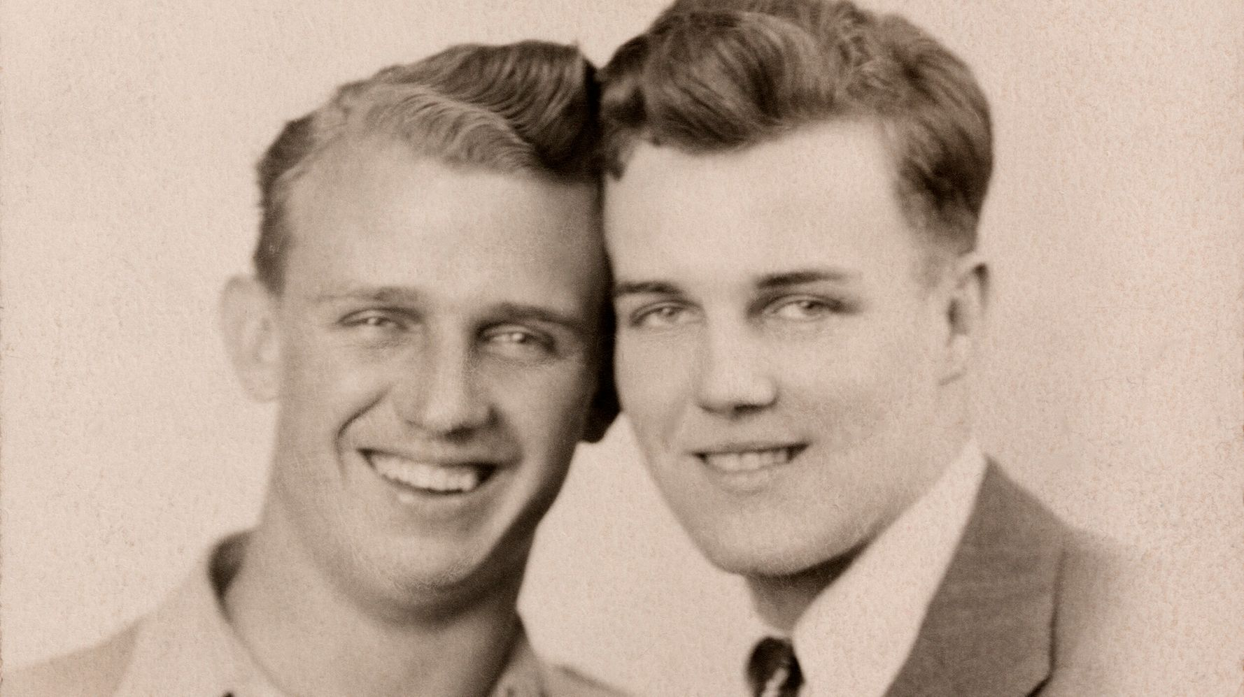 New Book Showcases 100 Years Of Male Intimacy Before Gay Relationships Were Legal