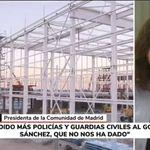 Un médico de un hospital de Madrid no se corta tras escuchar las declaraciones de Ayuso en