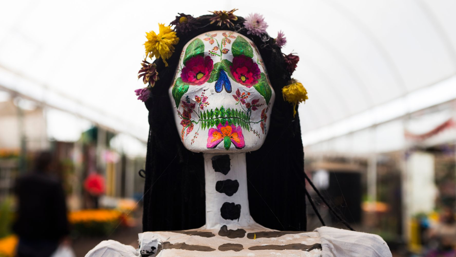 Mexico Asks Cemeteries To Close Ahead Of Day Of The Dead, Fearing Coronavirus Rebound