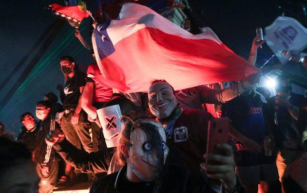 Η Χιλή ξαναγράφει το σύνταγμά της, πρώτη φορά μετά τη δικτατορία Πινοσέτ