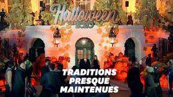 Les Trump fêtent Halloween à la Maison Blanche, mais sans bonbons cette