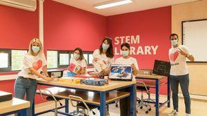 Η βιβλιοθήκη που θα φιλοξενήσει τη φαντασία και τις ιδέες των μελλοντικών επιSTEMόνων