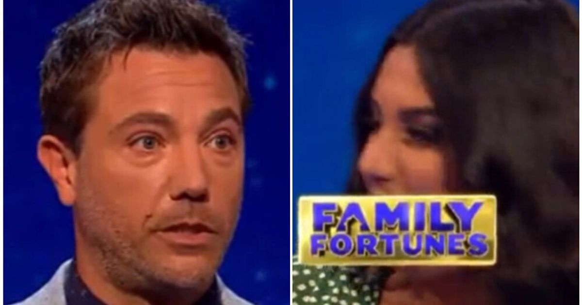 Family Fortunes Contestant Asked To Name 'Something You Put In Your Mouth But Don't Swallow'. Things Didn't End Well