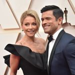 Kelly Ripa Says Mark Consuelos' Bulge In Halloween Pic Is No Trick, All