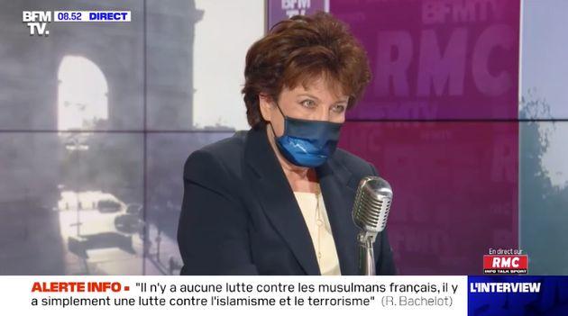 Roselyne Bachelot sur BFMTV, lundi 26
