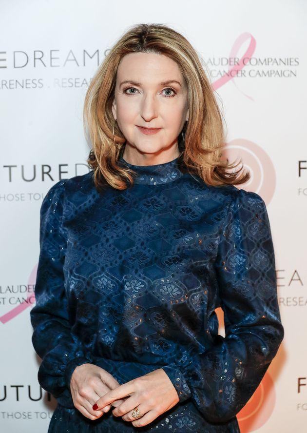 Victoria Derbyshire Admits She Will Break The Rule Of Six At Christmas If It Is Still In