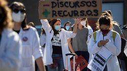 Los médicos, en huelga nacional: