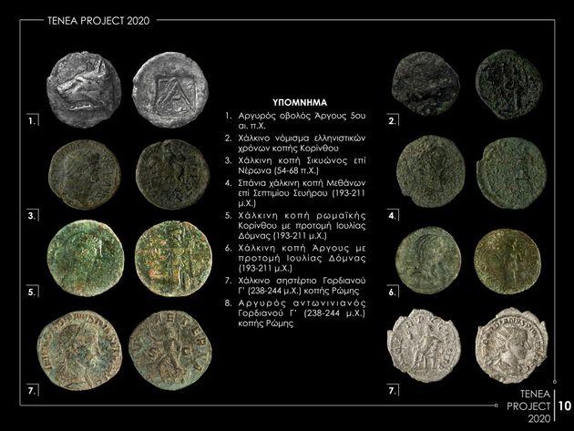 Αρχαία Τενέα: Στο «φως» λουτρά, πισίνα και πάνω από 400