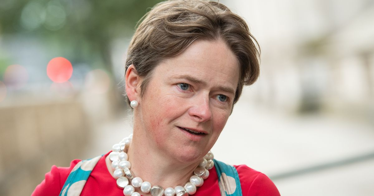 Boris Johnson Rejects Calls To Sack Test And Trace Boss Dido Harding