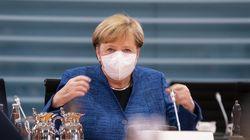Merkel apunta al motivo por el que se disparó la segunda ola: