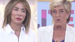 Malas noticias para María Patiño tras la estocada de Chelo García Cortés en Telecinco: se veía