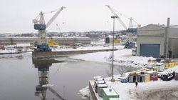 Investissement Québec appuie Chantier Davie pour un contrat de la