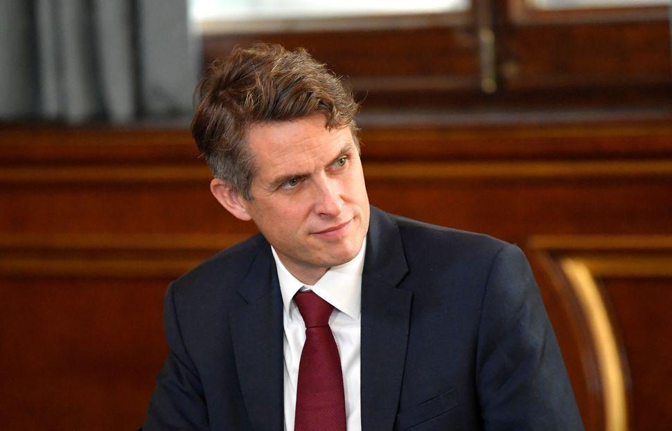 Education Secretary Gavin