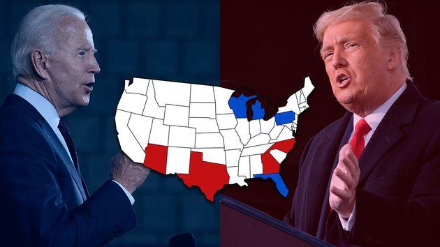 Le 3 novembre, plusieurs États seront à surveiller de très près à...