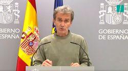 Fernando Simón sale ante los periodistas y lo primero que hace es responder a lo que muchos le estaban