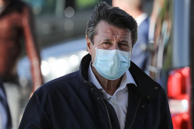 Christian Estrosi, ici à Nice le 3 octobre