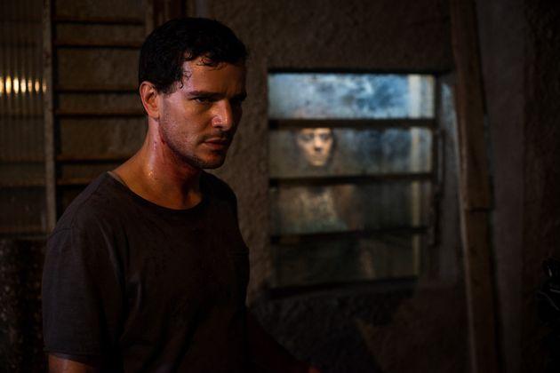 Daniel de Oliveira em imagem do filme 'Morto Não Fala', que será exibido na sexta-feira