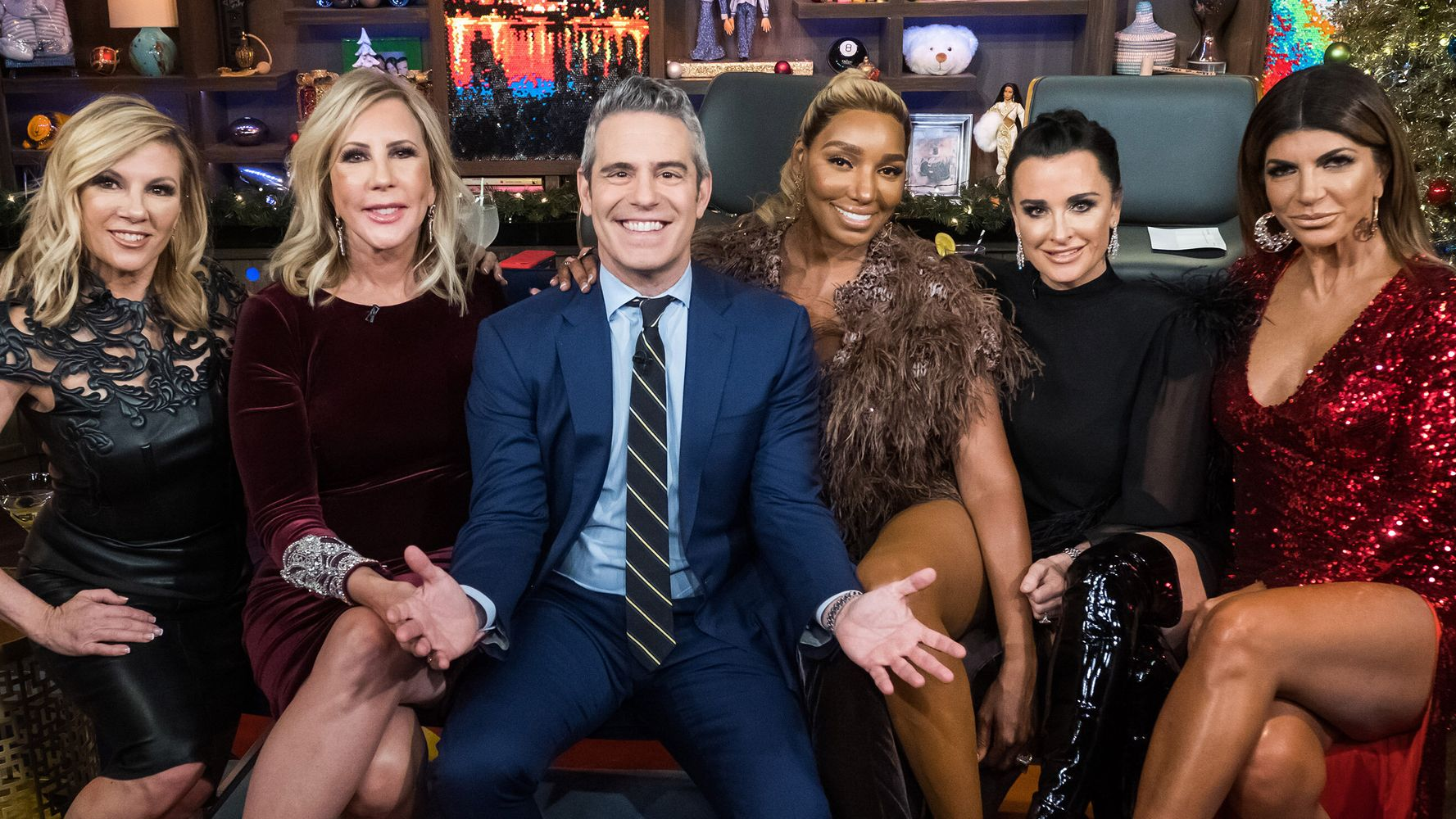 Andy Cohen Says He's Offended On Behalf Of 'Real Housewives' Over Comparisons To Trump