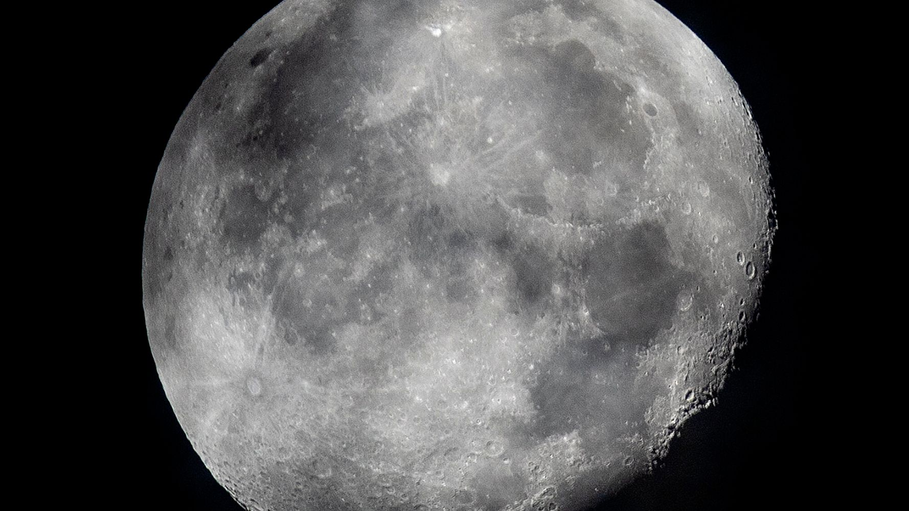 Moon Holds Much More Water Than Previously Believed