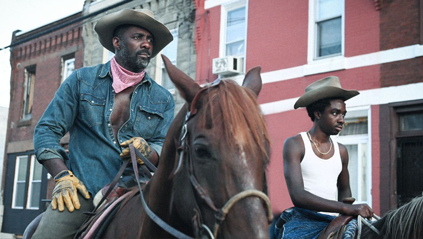 'Concrete Cowboy' Film Starring Idris Elba To Hit Netflix Next Year