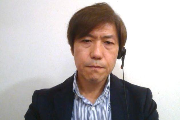 江守正多さん:国立環境研究所 地球環境研究センター/副センター長。社会対話・協働推進オフィス(Twitter