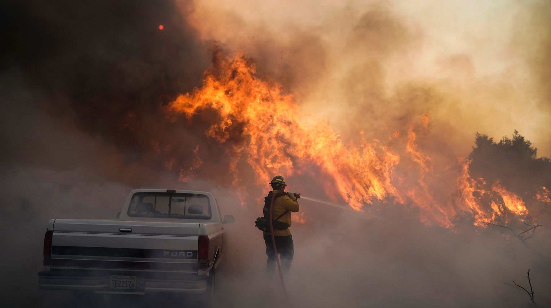SoCal Utility May Have Sparked Wildfire That Forced 100,000 To Evacuate