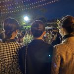 소녀시대 유리가 올린 사진이 SNS에서 주목받은