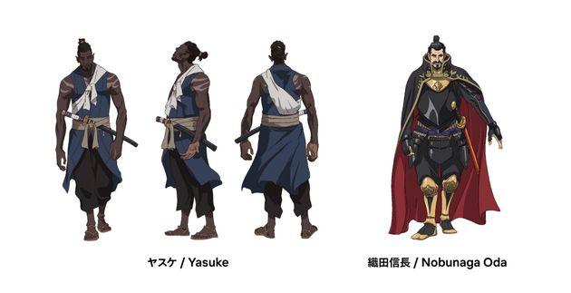 「Yasuke - ヤスケ