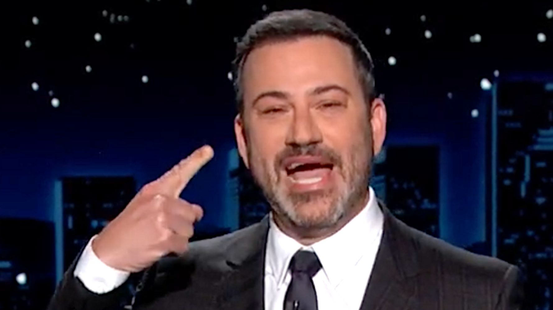 Jimmy Kimmel Reveals Real Reason Trump Is 'Sick And Tired' Of Hearing About COVID-19