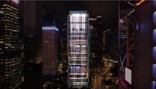 Ο ουρανοξύστης - ορχιδέα των 3 δισεκατομμυρίων