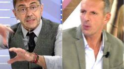 Joaquín Prat estalla contra Juan Carlos Monedero por una crítica en directo: