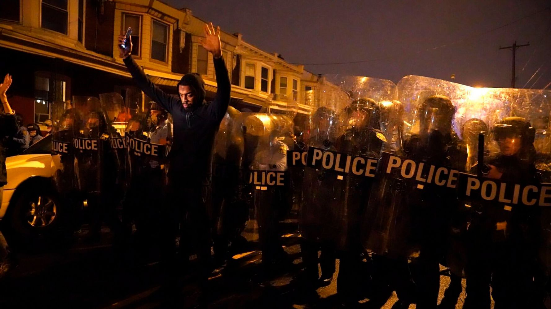Philadelphia Police Fatally Shoot Black Man, Sparking Overnight Protests