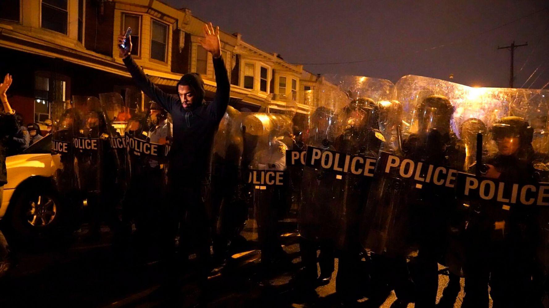 Philadelphia Police Fatally Shoot Black Man, Sparking Overnight Protests