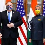 Mike Pompeo Warns Of China Threat During India Visit, Beijing Hits