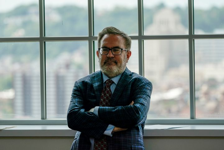 Andrew Wheeler, the EPA Administrator, in Pittsburgh in August. He's said he'll focus on environmental justice concerns in a