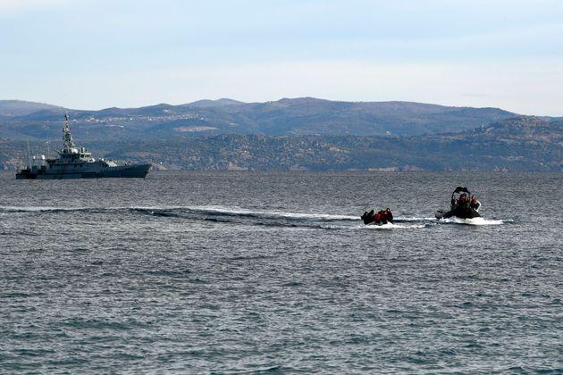 Frontex: «Δεν τεκμηριώνονται» οι καταγγελίες περί επαναπροωθήσεων στο