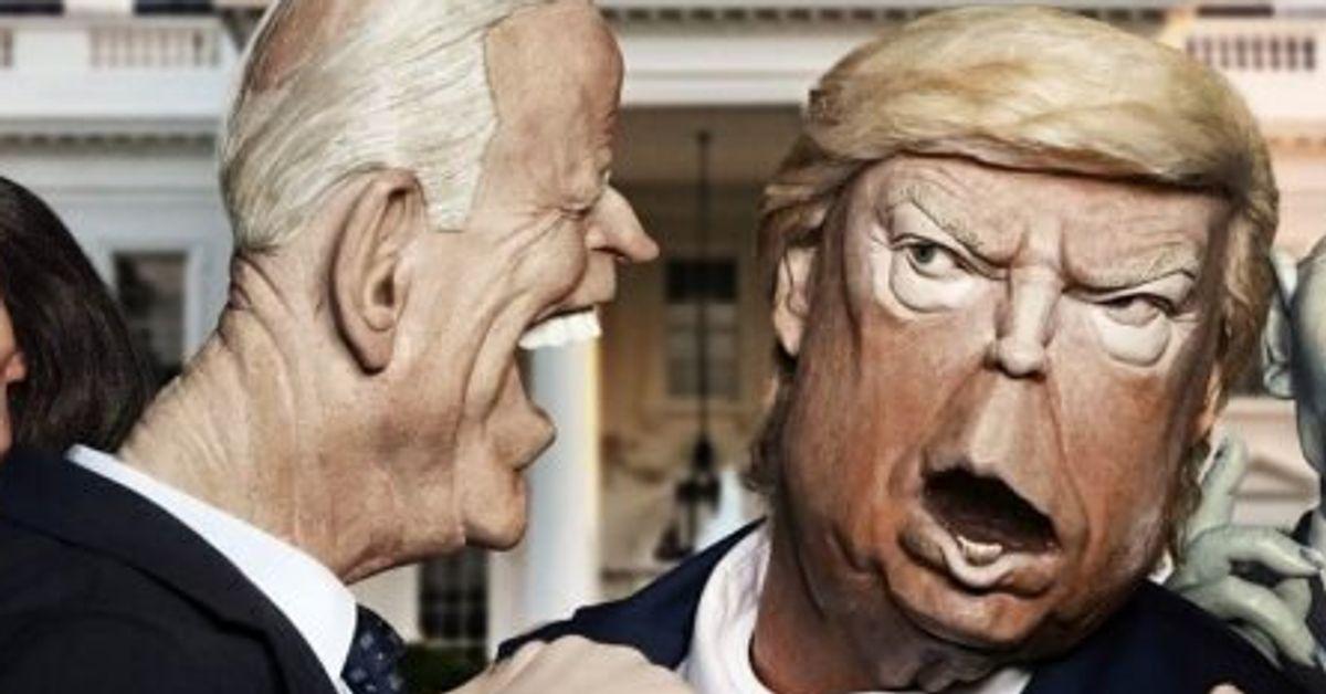 Donald Trump - cover