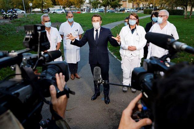 Qu'a fait le gouvernement pour préparer l'hôpital à la seconde vague? (photo d'illustration...